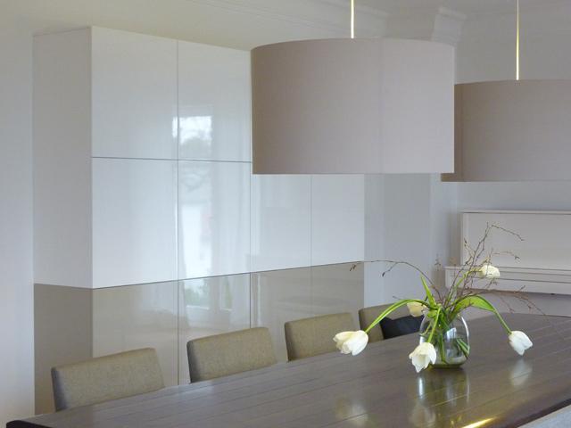Umbau wg projekte innenarchitektur stephan buehrer for Innenarchitektur einfamilienhaus